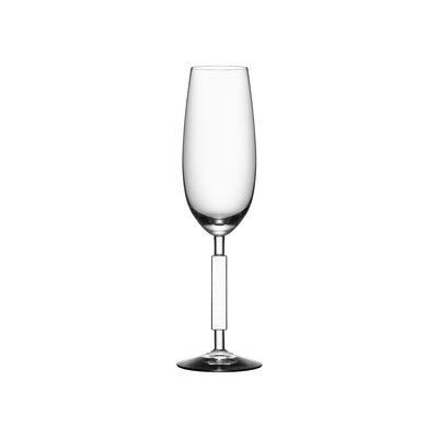 Unique Champagne Glass by Orrefors