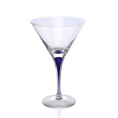 Orrefors Intermezzo 7 Oz. Martini Glass