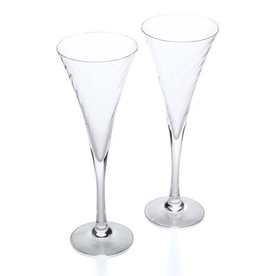 Helena Champagne Flute by Orrefors