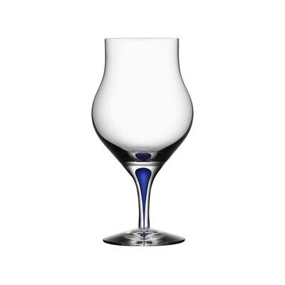 Intermezzo Snifter Glass by Kosta Boda