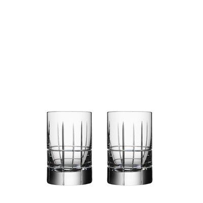 Street Juice Glass by Kosta Boda