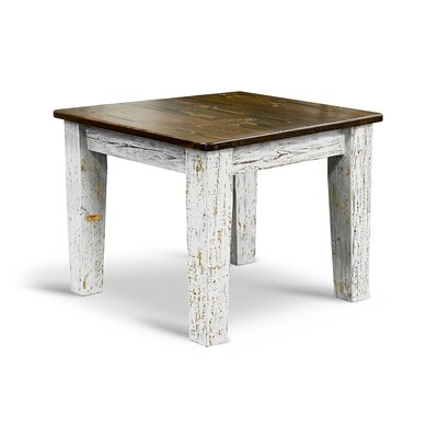 Counter Height Farm Table : Farm Counter Height Dining Table by Vintage Flooring and Furniture