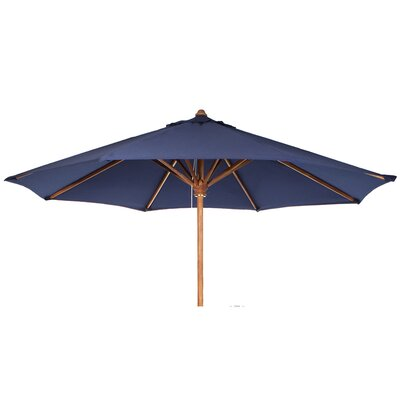 10' Teak Umbrella by All Things Cedar