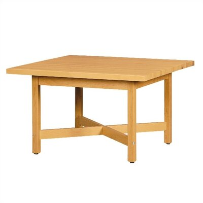 "Shain 54"" x 48"" Rectangular Classroom Table"