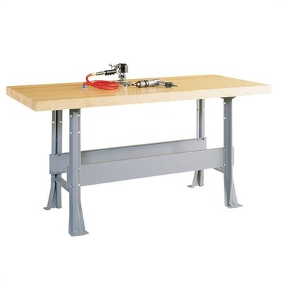 Shain Two Station Maple Top Workbench