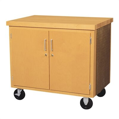 Shain Mobile Storage Cabinet