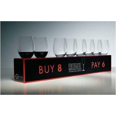 "Riedel ""O"" Vognier Chardonnay Glass"
