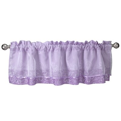 "Butterfly Lane 54"" Window Valance Product Photo"