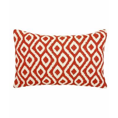Island Dreams Silk Lumbar Pillow by Global Brand Initiative