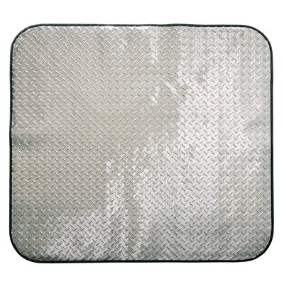 Diamond Plate Chair Mat by Pit Stop Furniture