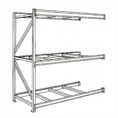 Penco Wide Span Units For Wood - With 3 Beam Levels