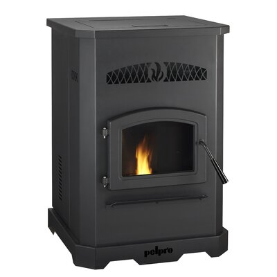 2200 Square Footage Pellet Stove by PelPro