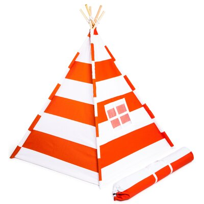 Trademark Innovations Teepee Playhouse Teepee Playhouse