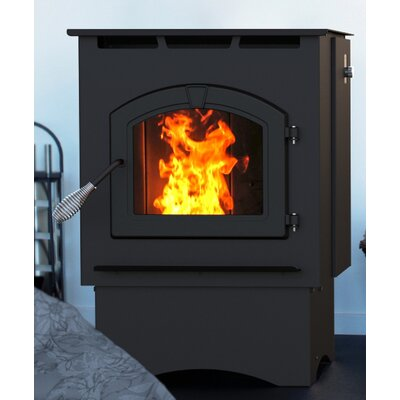 1750 Square Foot Pellet Burning Stove by Pleasant Hearth