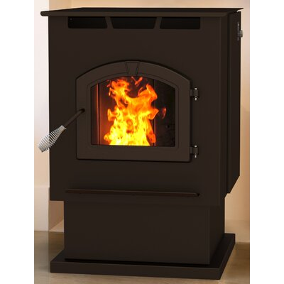 2200 Square Foot Pellet Burning Stove by Pleasant Hearth