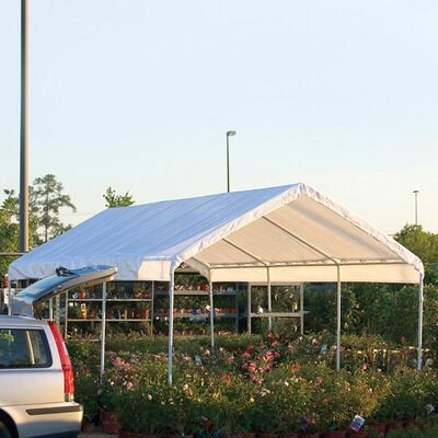 ShelterLogic Replacement 10 Ft. W x 20 Ft. D Canopy Cover