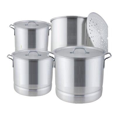 8-Piece Non-Stick Cookware Set by Meglio