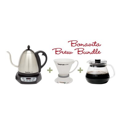 Complete Pour Over Coffee Maker by Bonavita