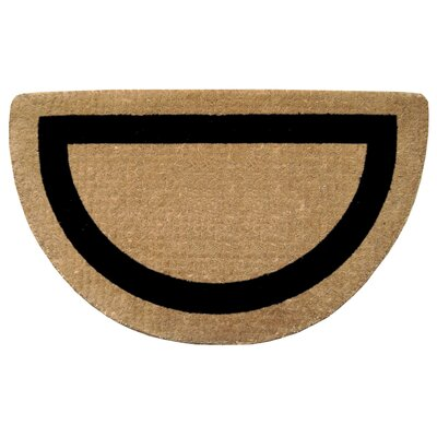 Single Picture Frame Doormat by Creative Accents