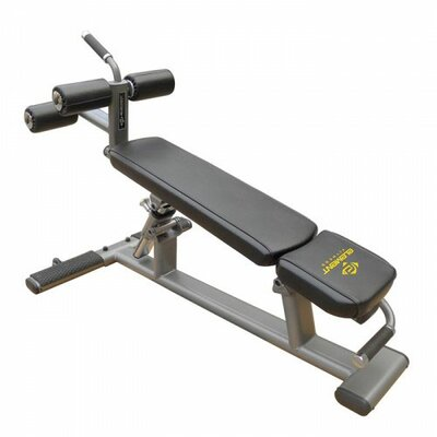 Commercial Ab/Crunch Bench by Unified Fitness Group