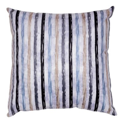 Dewey Striped Accent Throw Pillow by Cortesi Home