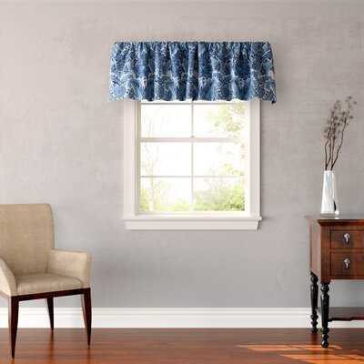 Porcelain Paradise Curtain Valance Product Photo