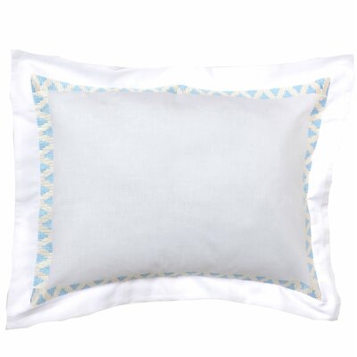 Porcelain Paradise Decorative Lumbar Pillow by Tommy Bahama Bedding