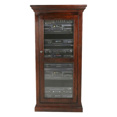 Coastal Audio Cabinet by Eagle Furniture Manufacturing