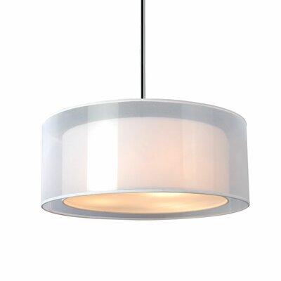 Phoenix 3 Light Drum Pendant Product Photo