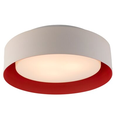 Lynch 3 Light Flush Mount Product Photo