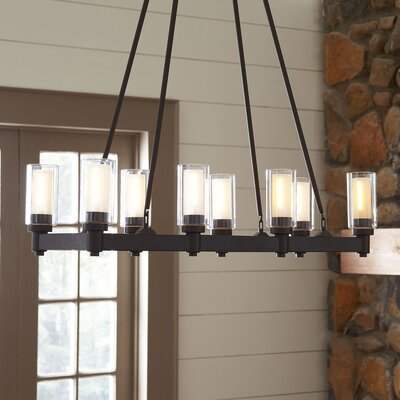 Gramercy 8-Light Chandelier Product Photo