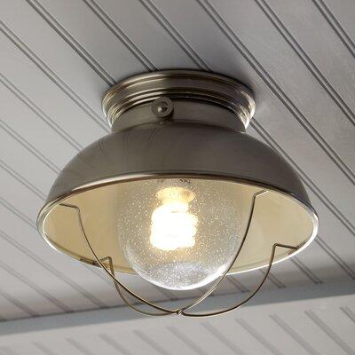 Audrey Indoor/Outdoor Semi-Flush Mount Product Photo