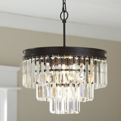 Lorna Crystal Chandelier Product Photo