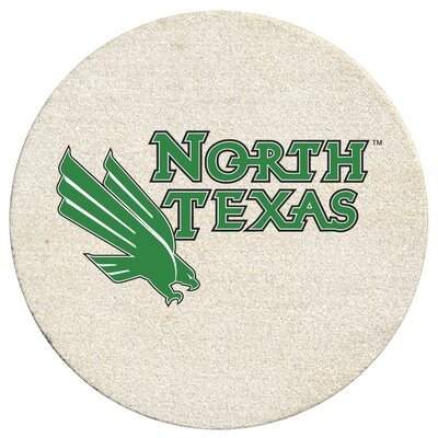 University of North Texas Collegiate Coaster by Thirstystone