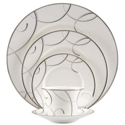 Elegant Swirl Dinnerware Collection by Nikko Ceramics