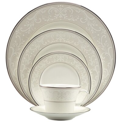 Symphony 5 Piece Place Setting by Nikko Ceramics