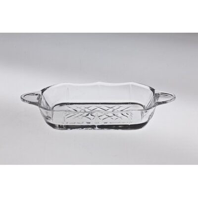 Crystal Soap Dish by Majestic Crystal