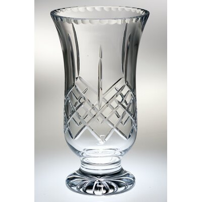 Majestic Crystal Plaza Vase
