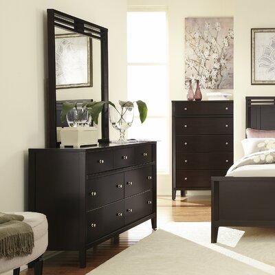 Beckett 7 Drawer Dresser with Mirror by Casana Furniture Company