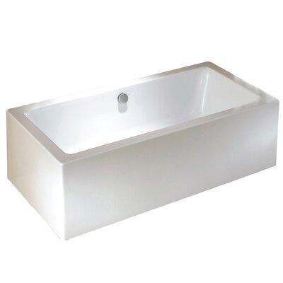 "Aqua Eden 67"" x 33.25"" Soaking Bathtub Product Photo"