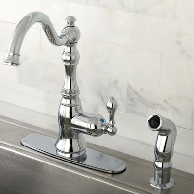American Classic Gourmetier Single Handle Kitchen Faucet Product Photo