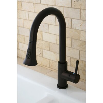 Concord Gourmetier Single Handle Kitchen Faucet with Pull Down Spout Product Photo