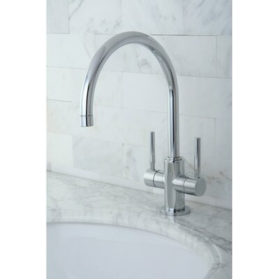 Concord Double Handle Vessel Sink Faucet Product Photo