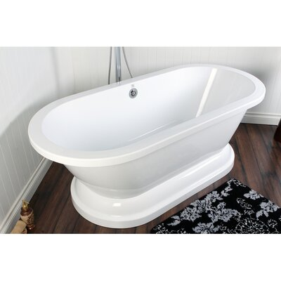 Aqua Eden Soaking Bathtub Product Photo