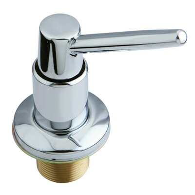 Elinvar Decorative Soap Dispenser by Kingston Brass