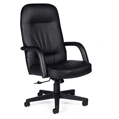 Global Total Office Sienna High-Back Pneumatic Executive Chair