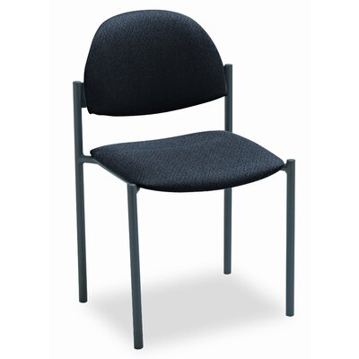 Global Total Office Comet Armless Stacking Guest Chair