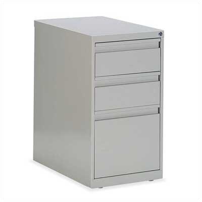 Global Total Office G Series 3-Drawer File Pedestal