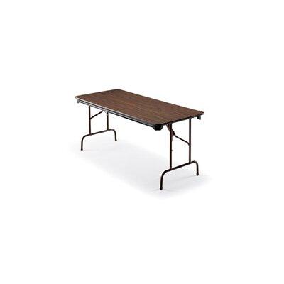 "Global Total Office 72"" Rectangular Folding Table"