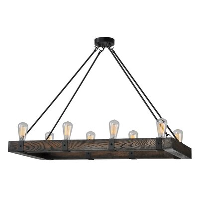 Salvatore 8 Light Chandelier Product Photo